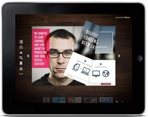 create ipad magazines