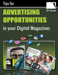 advertising opportunites 3D Issue