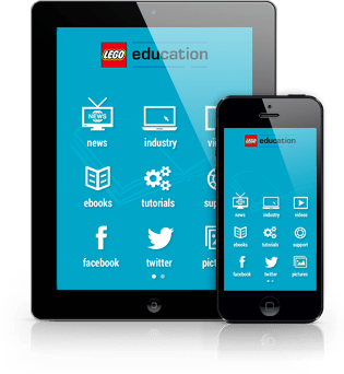 Lego Education App Preview