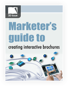 Marketer's guide to creating interactive brochures