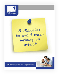 mistakes to avoid when writing an ebook