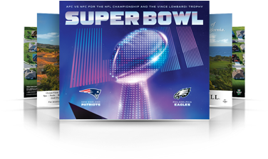 Superbowl muestra de la revista