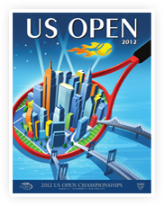 US Open Flipbook Sample