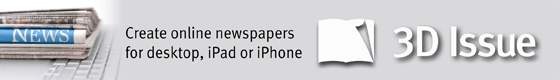 enewspaper for ipad iphone