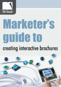 how to create digital brochures