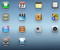 html5 web app