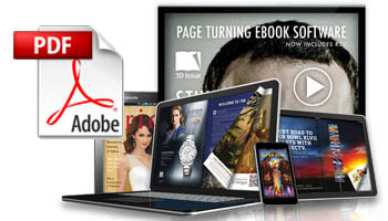 pdf converts to digital magazine