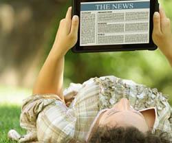 reader ipad