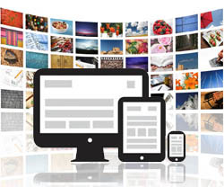 digital media communications