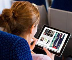 HTML5 magazine app